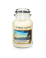 Yankee Candle Ginger Dusk Large Jar