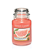 Yankee Candle Pink Grapefruit Large Jar
