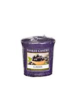 Yankee Candle Cassis Votivljus/Sampler