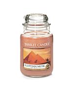 Yankee Candle Egyptian Musk Large Jar