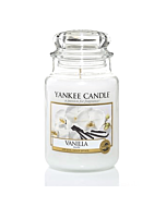 Yankee Candle Vanilla Large Jar