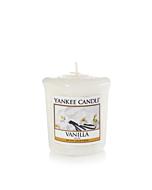 Yankee Candle Vanilla Votivljus/Sampler
