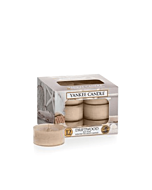 Yankee Candle Driftwood Tealights