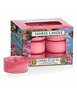Yankee Candle Garden by the Sea Tealights