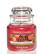 Yankee Candle Mandarin Cranberry Small Jar