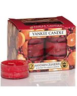 Yankee Candle Mandarin Cranberry Tealights
