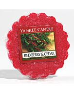 Yankee Candle Red Berry & Cedar Doftvax