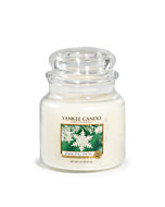 Yankee Candle Medium Jar Sparkling Snow