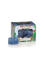 Yankee Candle Garden Sweet Pea Tealights